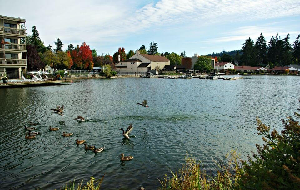Lake Oswego Oregon