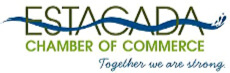 Estacada Chamber of Commerce logo